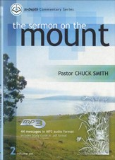 The Sermon on the Mount: In-Depth Commentary, MP3