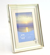 Faithful Moments Photo Frame with Cross