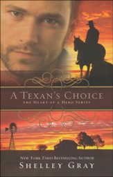 A Texan's Choice, Heart of a Hero Series #3