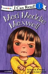 I Can Read! Level 1: Mad Maddie Maxwell