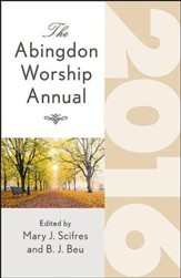 The Abingdon Worship Annual 2016 - eBook