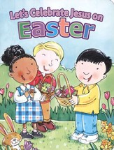 Let's Celebrate Jesus on Easter Board Book  - Slightly Imperfect