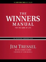 The Winners Manual: For the Game of Life - eBook