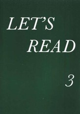 Let's Read Book 3