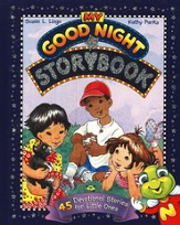 My Good Night Storybook: 45 Devotional Stories for Little Ones