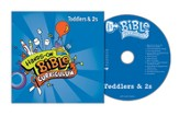 Hands-On Bible Curriculum Toddlers & 2s: CD, Summer 2015