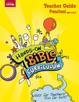 Hands-On Bible Curriculum Preschool: Teacher Guide, Summer 2015