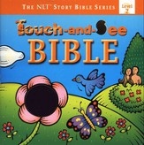Touch-and-See Bible, NLT Story Bible Series Level 2