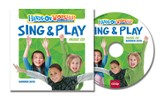 Hands-On Worship Sing & Play CD, Summer 2015