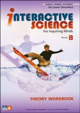Interactive Science for Inquiring Minds Workbook B Theory Workbook