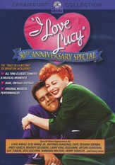 I Love Lucy, 50th Anniversary Edition DVD