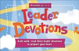 Buzz Preschool: Peek-a-Boo Buzz Leader Devotions, Summer 2015