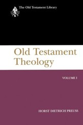 Old Testament Theology, Volume I (1995) - eBook