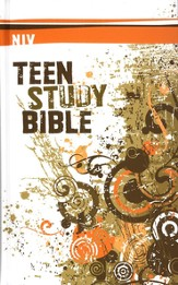 NIV Teen Study Bible Revised Softcover  - Slightly Imperfect