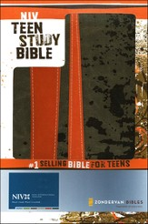 NIV Teen Study Bible Revised, Case of 12