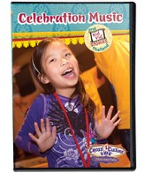 Thailand Trek VBS 2015: Celebration Music DVD