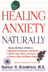Healing Anxiety Naturally - eBook