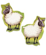 Hometown Nazareth VBS 2015: God Sightings Sheep, Pack of 25