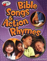 Bible Songs & Action Rhymes (Ages 3-K)