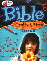 Bible Crafts & More (Ages 6-8)