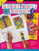Sight Word Book Level 1, Grades K-1
