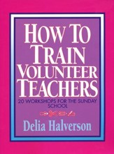How To Train Volunteer Teacher