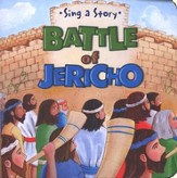 Battle of Jericho, Sing A Story Series Mini Board Book  - Slightly Imperfect
