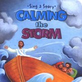 Calming The Storm, Sing A Story Series Mini Board Book  - Slightly Imperfect