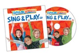 Hands-On Worship Sing & Play To-Go CD (5-Pack)