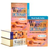 Complete Word Study Pack, 4 Volumes