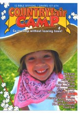 Country Fair Camp Curriculum CD-ROM
