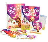 Rise Up With Jesus Easter Event Kit 2015