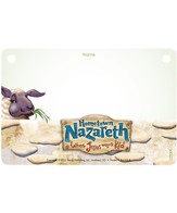 Hometown Nazareth VBS 2015: Name Badges, Pack of 10