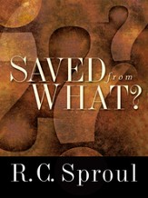 Saved from What? - eBook