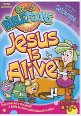 Jesus Is Alive, CD/DVD Curriculum  - Slightly Imperfect