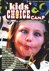 Kid's Choice Camp Curriculum CD-ROM
