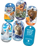 Everest VBS 2015: Bible Memory Buddies, Set of 5 (Enough for 1 Child)