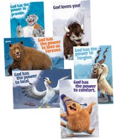 Everest VBS 2015: Bible Point Posters, Set of 6