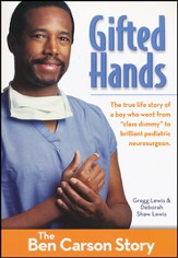 Gifted Hands: The Ben Carson Story--Kids' Edition   - Slightly Imperfect