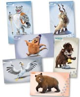 Everest VBS 2015: Giant Bible Memory Buddy Posters, Set of 6