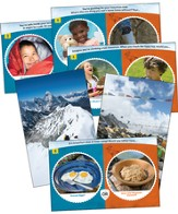 Everest VBS 2015: Imagination Station Posters, Set of 14