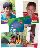 Everest VBS 2015: Operation Kid-to-Kid Poster Pack, Set of 5