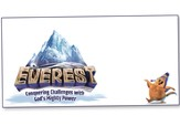 Everest VBS 2015: Everest Logo Outdoor Banner
