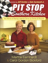 Pit Stop in a Southern Kitchen: Two Moms of Racing Legends Serve Up Stories & Recipes