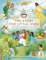 Story for Little Ones: Discover the Bible in Pictures, Hardcover - Slightly Imperfect