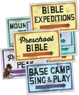 Everest VBS 2015: Station Sign Posters, Set of 12