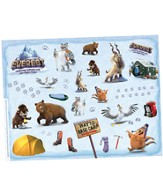 Everest VBS 2015: Everest Theme Sticker Sheets , Pack of 10 sheets