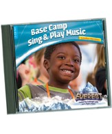 Everest VBS 2015: Base Camp Sing & Play Music Leader Version CD Set