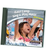 Base Camp Sing & Play Music, Participant's Version--CD