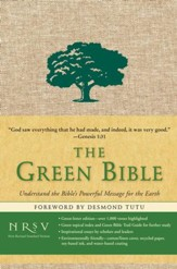 The Green Bible-Old Testament - eBook